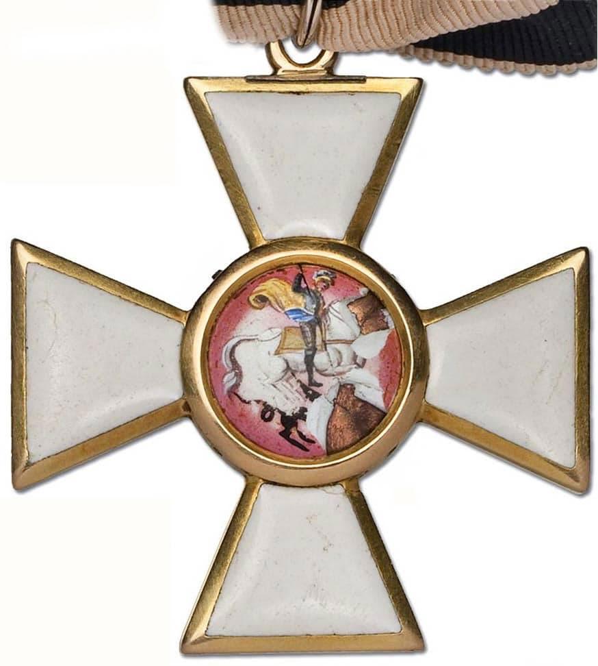 Орден святого великомученика георгия