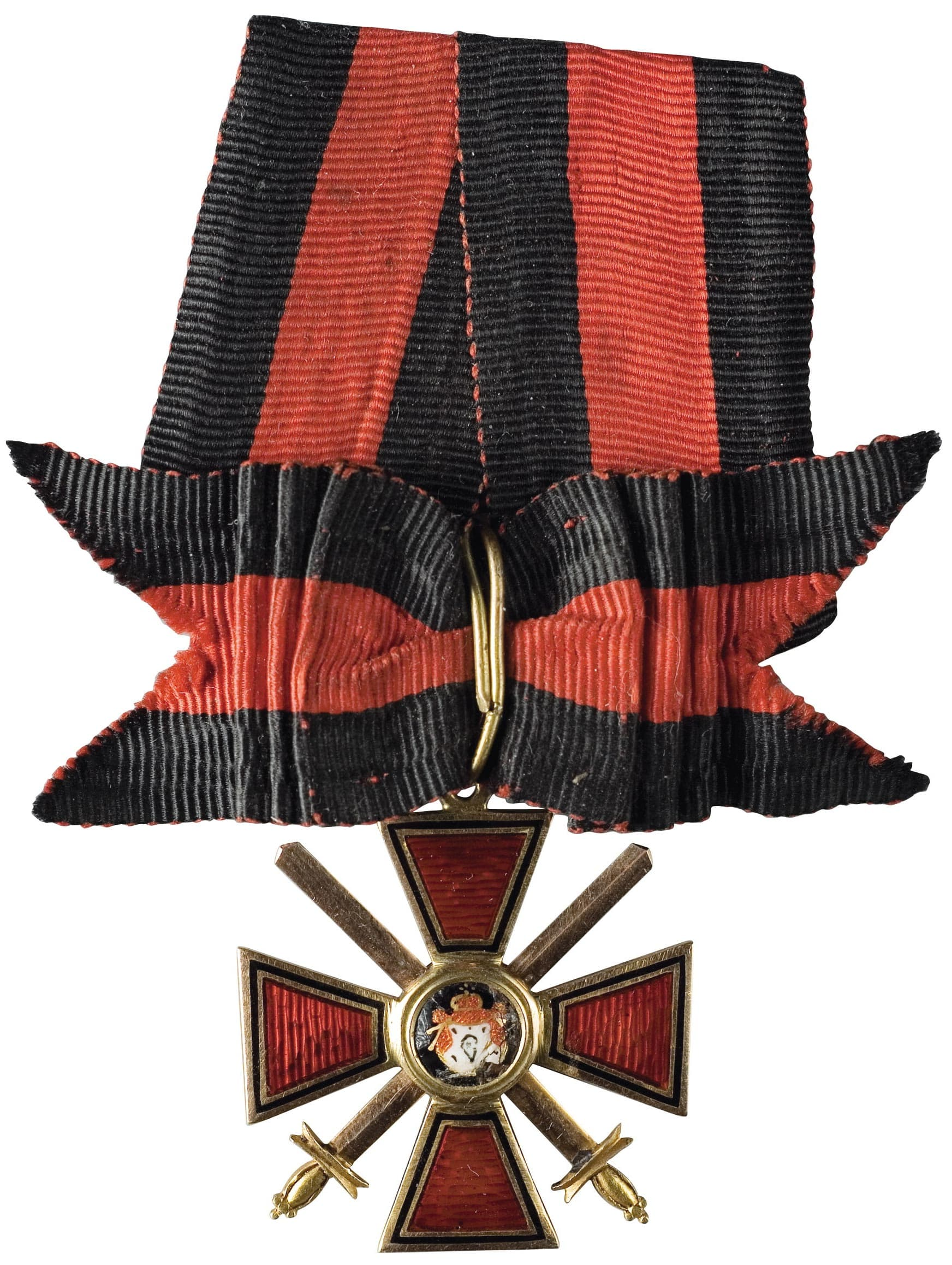 нас есть орден святого владимира с мечами квартиру Парголово